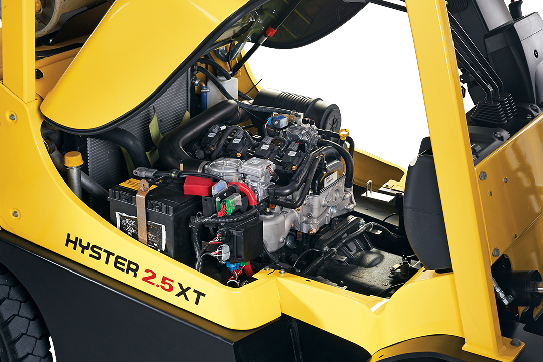 Carretillas madrid hyster