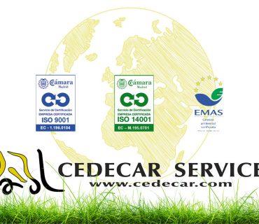 Cedecar: Siempre pioneros en su compromiso con la calidad y el medio ambiente