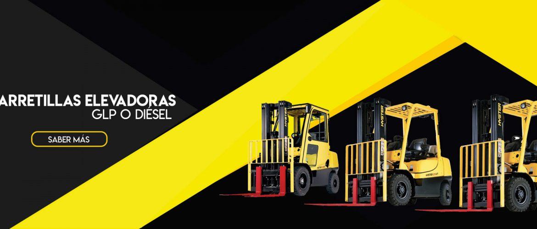 Cedecar es ahora la distribuidora exclusiva de carretillas elevadoras Hyster® en España.
